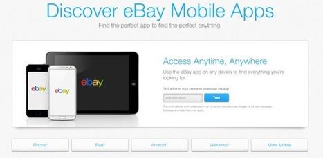 eBay prépare des formats publicitaires mobiles natives | RTB Ad exchange | Scoop.it