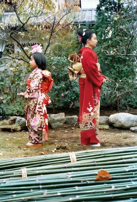 Ritorno al passato: Chino Otsuka e la fotografia che viaggia nel tempo   comunicazione&giornalismo&marketing   Scoop.it