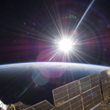 The 8 First Social Media Posts From Space - Mashable | 21st Century Public Relations | Scoop.it