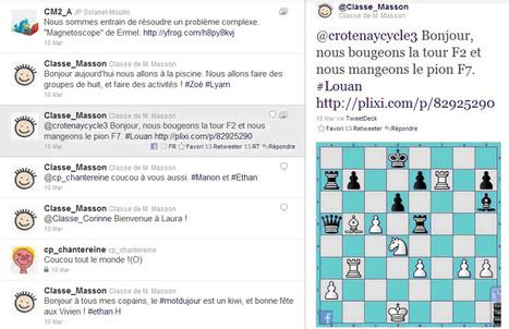 L'École numérique»Une semaine avec les twittclasses | Web 2.0 et société | Scoop.it