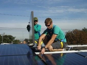 Bonds backed by solar power, now that's a good idea from Wall Street! | Sustainable Investing | Scoop.it