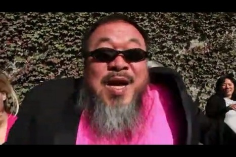 Ai Weiwei Parodies 'Gangnam Style,' Confuses Pundits | Year 9-10 Arts: Media Art - Media artists from the region | Scoop.it