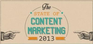 [infographie] état actuel du Content Marketing | Orange Business Services | Marketing B2B | Scoop.it