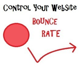 5 Tips to Reduce your Bounce Rate on Google Analytics Mitz Pantic | All about Web | Scoop.it