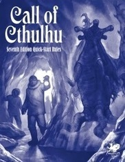 jeepeeonline le blog: Call of Cthulhu 7th Edition Quick-Start Rules | Jeux de Rôle | Scoop.it
