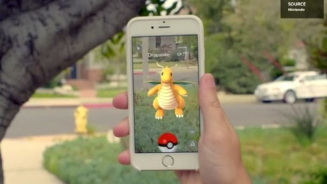 What is really behind the Pokémon Go craze | health care &  health politics & infographics | Scoop.it