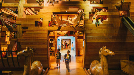 'Noah's Ark,' at Skirball Cultural Center in Los Angeles | enjoy yourself | Scoop.it