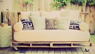 DIY: 9 Simple Steps To Creating Your Outdoor Recreation Area - JUNKMARKET Style | DIY Projects, Home Improvement Tips, Energy Efficiency Pets | Scoop.it