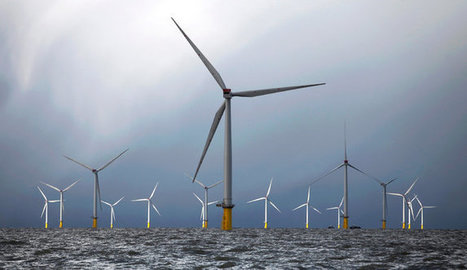 Europe Looks Offshore for Wind Power - New York Times   renewable energy   Scoop.it
