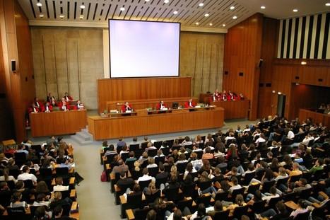 Sélection à l'entrée de la licence droit : à quoi joue l'Université de Rennes 1 ?   Enseignement Supérieur et Recherche en France   Scoop.it