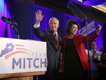 With victory, McConnell pledges change | Kentucky Senate Race | Scoop.it