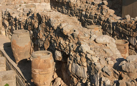 Le vin le plus ancien au monde découvert en Grèce! | Histoire et Archéologie | Scoop.it