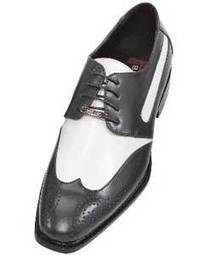 Buy Black Wingtip Shoes @ MensUSA | Mens Personality development | Scoop.it