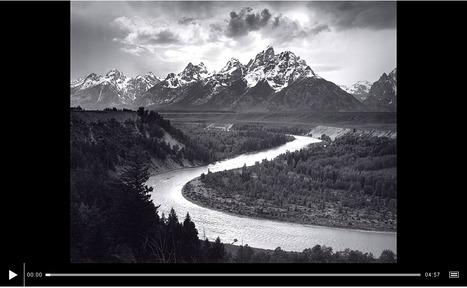 Ansel Adams and American nature (VIDEO) | What's new in Visual Communication? | Scoop.it