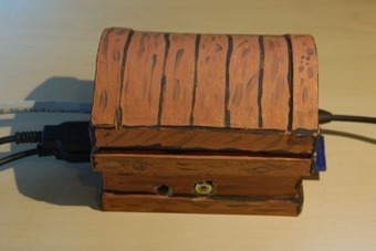 Raspberry Pirate - home made case for the Raspberry Pi - PenguinTutor Linux Blog | Raspberry Pi | Scoop.it