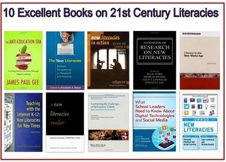 10 Must Read Books on The 21st Century Literacies | Digital Literacies | Scoop.it