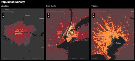 Urban #Observatory Compare Cities | Complex Systems and X-Events | Scoop.it