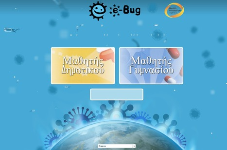eBugs | Education for Sustainable Development | Scoop.it
