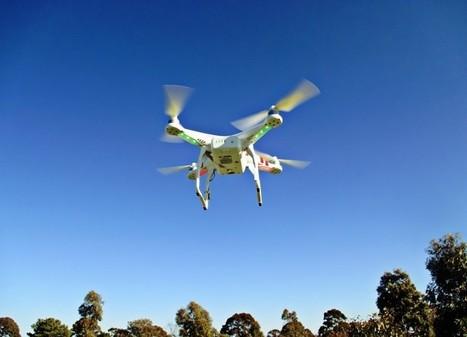 Sécurité routière : des drones gendarmes toujours en expérimentation | assurance temporaire | Scoop.it