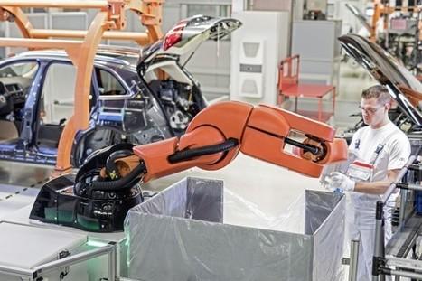 Un robot qui n'en a jamais plein le dos - LaPresse.ca | Les robots de service | Scoop.it
