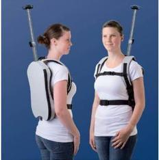 Awesome or awful? Backpack makes IVs more portable | Realms of Healthcare and Business | Scoop.it