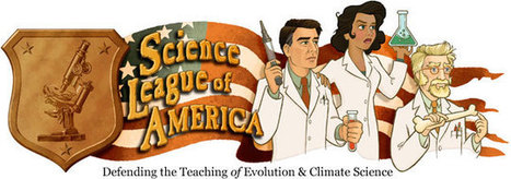 National Center for Science Education Unveils New Blog to Combat ... | The Teacher Lab | Scoop.it