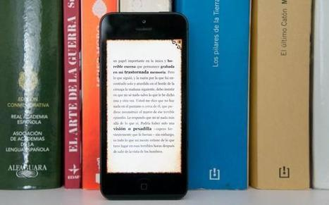 Creando libros digitales interactivos ¿libro apps o libros de iBooks ... - Applesfera | Lectures interessants | Scoop.it