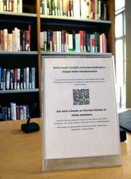 Miten e-kirjasto näkyisi paremmin kirjaston fyysisissä tiloissa? – Digitaalinen kirjasto   E-kirjat   Scoop.it