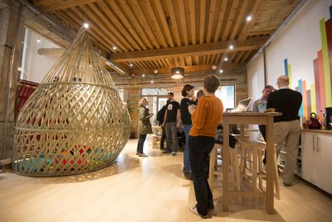 Coworking : 10 espaces que l'on aime dans l'hexagone - Business O Féminin | Nouveaux lieux, nouveaux apprentissages | Scoop.it