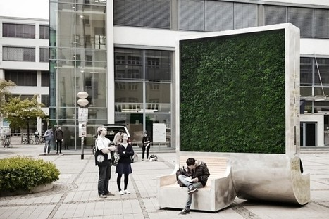 VIDÉO - Des arbres high-tech qui absorbent la pollution | Ecolo-Geek | Scoop.it