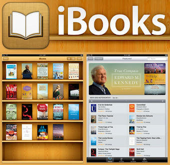 Download Apple iBooks 2.1.1 For iPhone, iPad And iPod Touch | Sunsmide | cvffg | Scoop.it