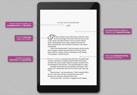 Vellum Released for Mac eBook Creation | Graphics.com | Ebooks | Scoop.it