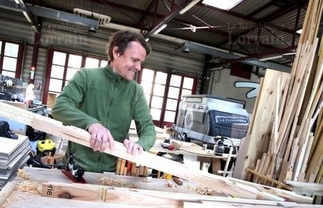 DANS LES QUARTIERS Du meuble vosgien brut de… galerie ! - Le Républicain Lorrain | Ameublement | Scoop.it