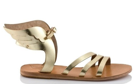 Ancient Greek Sandals' Ikaria flats - Telegraph | Mundo Clásico | Scoop.it