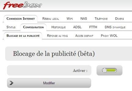 Blocage des pubs : Free pète un câble ! | Libertés Numériques | Scoop.it