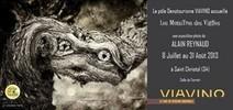 Actualités - Exposition: Les MonsTres des Vignes sont à Viavino   Tourisme et Patrimoine de demain   Scoop.it