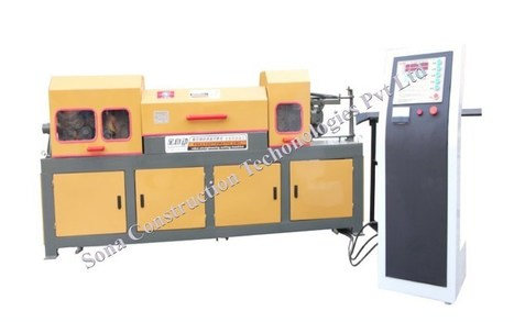 Sona Construction Technologies Pvt Ltd – Reliable Machinery Equipment Supplier Company | Stirrup Bender Machine | Scoop.it