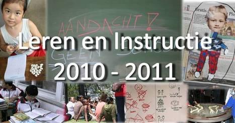 Martin Valcke: Leren en Instructie2010-2011 | Master Leren & Innoveren | Scoop.it