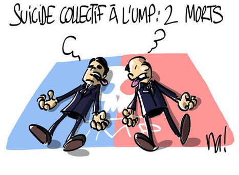 Suicide collectif à l'UMP   Baie d'humour   Scoop.it