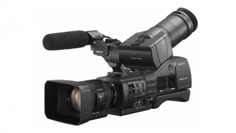 RedShark News - This camera breaks the laws of physics   Sony Professional   Scoop.it