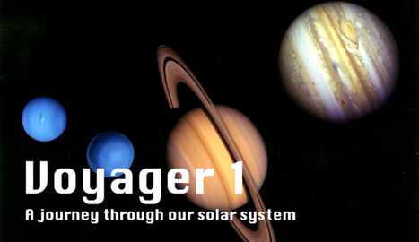 Voyager 1′s Journey Through our Solar System in Photographs ... | Space | Scoop.it