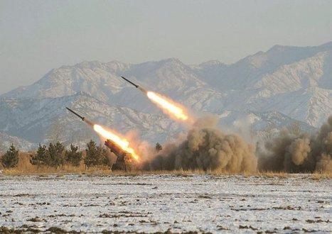 Nordkorea feuert erneut Rakete ins Japanische Meer - Web.de | web | Scoop.it