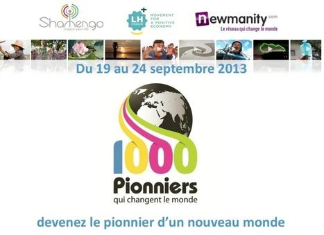 Événement : 1000 pionniers qui changent le monde ! | Concours développement durable | Scoop.it
