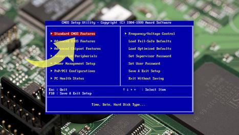 Comment entrer dans les paramètres du BIOS de son PC ? | Freewares | Scoop.it