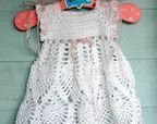 baby dresses | crochet for babies | Scoop.it