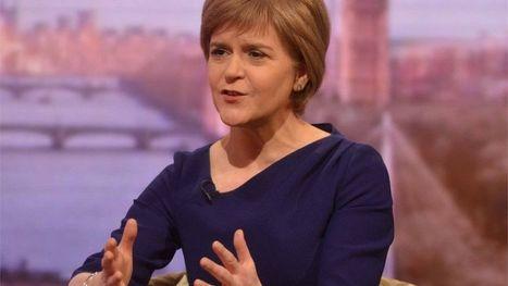 Nicola Sturgeon to call for new BBC for Scotland - BBC News | My Scotland | Scoop.it