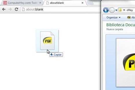 Divide un documento PDF con Google Chrome - ComputerHoy.com | FOTOTECA INFANTIL | Scoop.it