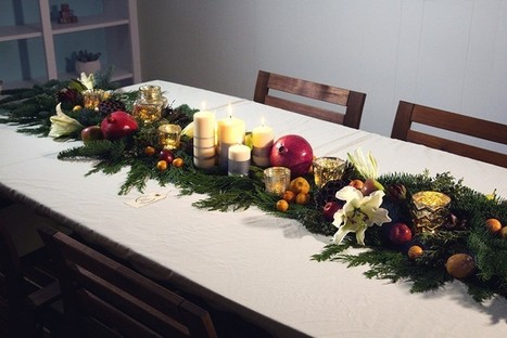 How to Create a Holiday Centerpiece that Fits Your Style | Lifestyle | Scoop.it