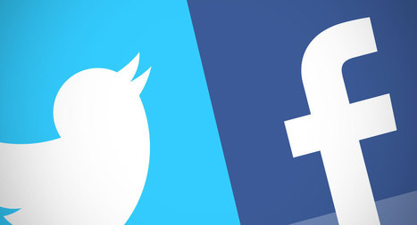¿El marketing, en Facebook o en Twitter? | artículos social media | Scoop.it