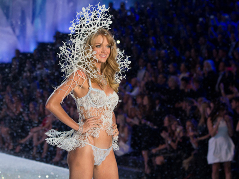 Architect Bradley Rothenberg Does 3D-Printed Fashion At The Annual Victoria's Secret Show | TechCrunch | 3d Innovations | Scoop.it